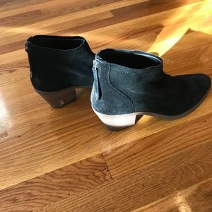 Dolce Vita Shoes   Erika Suede Booties